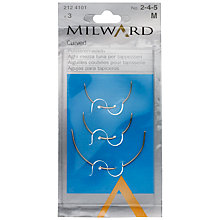 Buy Milward Curved Repair Needles, Sizes 2, 4 and 5, Pack of 3 Online at johnlewis.com