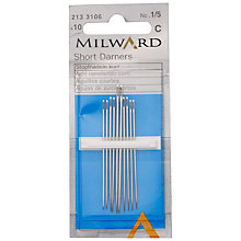 Buy Milward Cotton Darners Online at johnlewis.com