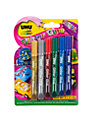 UHU Glitter Glue, 10ml Tubes, Pack of 6