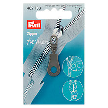 Buy Prym Zipper Pull, Antique Brass Online at johnlewis.com