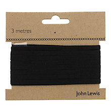 Buy John Lewis 6 Corded Elastic Online at johnlewis.com