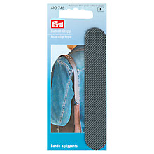 Buy Prym Non-Slip Bag Strap Tape, Black Online at johnlewis.com