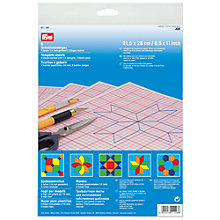 Buy Prym Template Sheets, 6 Pieces Online at johnlewis.com