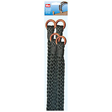 Buy Prym Alice Bag Handles, Black, 1 Pair Online at johnlewis.com