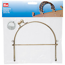 Buy Prym Sofia Gold Bag Fastening Clasp, 1 Piece Online at johnlewis.com