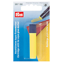 Buy Prym Aqua Glue Marker Refill Online at johnlewis.com