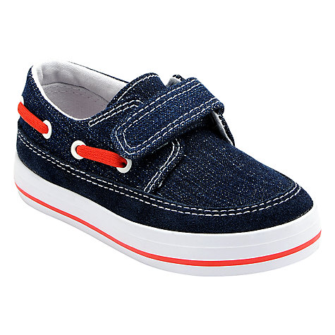 Buy Start-rite Ahoy Shoes, Navy Online at johnlewis.com