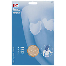 Buy Prym Gold-Zack Self Adhesive Disposable Bra Online at johnlewis.com