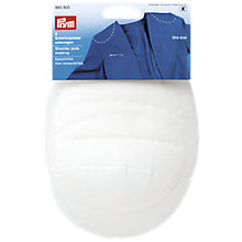 Buy Prym Shoulder Pads, One Size, Pack of 2 Online at johnlewis.com