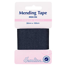 Buy Hemline Iron-On Mending Tape Online at johnlewis.com
