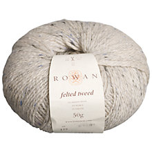 Buy Rowan Felted Tweed DK Yarn, 50g Online at johnlewis.com