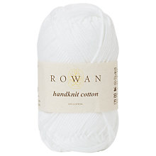 Buy Rowan Handknit Cotton Yarn, 50g Online at johnlewis.com