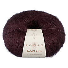 Buy Rowan Kidsilk Haze Yarn Online at johnlewis.com