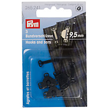 Buy Prym Trouser Mini Hook & Bar, 9mm Online at johnlewis.com