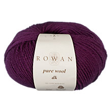 Buy Rowan Pure Wool DK Yarn, 50g Online at johnlewis.com