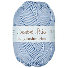 Buy Debbie Bliss Baby Cashmerino Fine DK Yarn, 50g Online at johnlewis.com