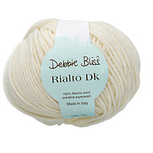 Buy Debbie Bliss Rialto DK Yarn, 50g Online at johnlewis.com