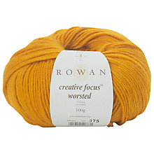 Buy Rowan Creative Focus Worsted Yarn Online at johnlewis.com