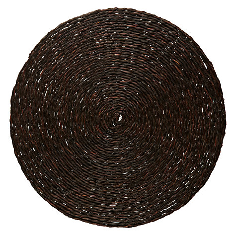 Buy Gone Rural Woven Grass Placemats, Set of 2 Online at johnlewis.com