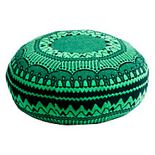 Buy Donna Wilson Ernest Zig Zag Pouffe Online at johnlewis.com
