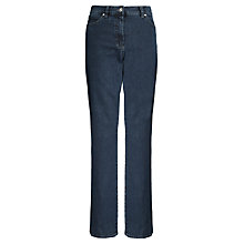 Buy Gerry Weber Romy Straight Leg Jeans, Regular Length, Indigo Online at johnlewis.com