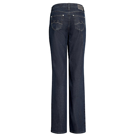Buy Gerry Weber Rosanna Magic Straight Leg Jeans, Regular Length Online at johnlewis.com