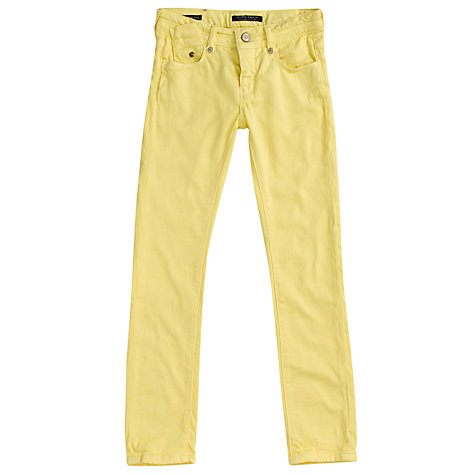 Buy Scotch R'belle Girls' La Parisienne Skinny Jeans Online at johnlewis.com