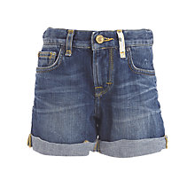 Buy Scotch R'belle Boyfriend Shorts, Blue Online at johnlewis.com