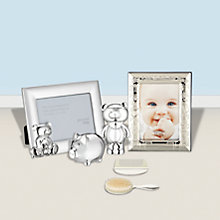 Buy John Lewis Silver Plated Gift Collection Online at johnlewis.com