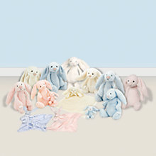 Buy Jellycat Bashful Bunnies Collection Online at johnlewis.com