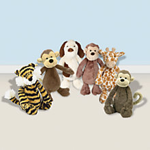 Buy Jellycat Bashful Animals Collection Online at johnlewis.com