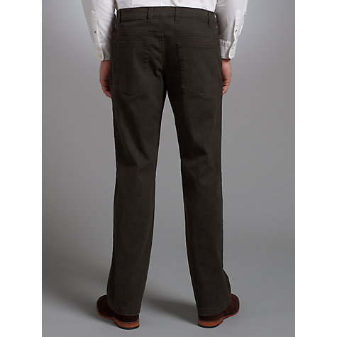 Buy John Lewis Men Textured Stretch Trousers Online at johnlewis.com