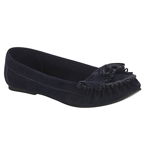 Buy Collection WEEKEND by John Lewis Moccasin Loafers Online at johnlewis.com