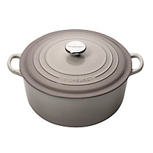Buy Le Creuset Round Casseroles Online at johnlewis.com