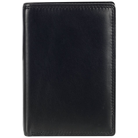 Buy John Lewis Leather Shirt Wallet Online at johnlewis.com