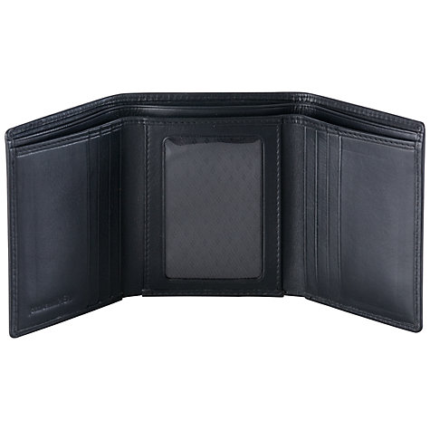 Buy John Lewis Trifold Leather Wallet Online at johnlewis.com