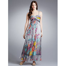 Buy Derhy Pirojki Maxi Dress, Grey Online at johnlewis.com
