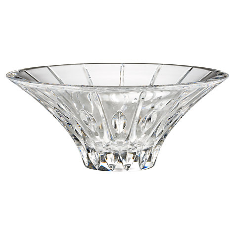 Buy Marquis by Waterford Crystal Sheridan Flared Bowl Online at johnlewis.com