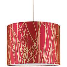 Buy Clarissa Hulse Grasses Shades, Pink / Gold Online at johnlewis.com