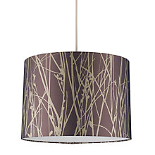 Buy Clarissa Hulse Grasses Shades, Purple / Silver Online at johnlewis.com