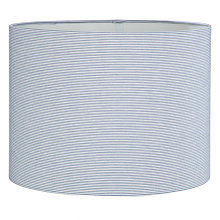 Buy John Lewis Coastal Stripe Drum Shade Online at johnlewis.com