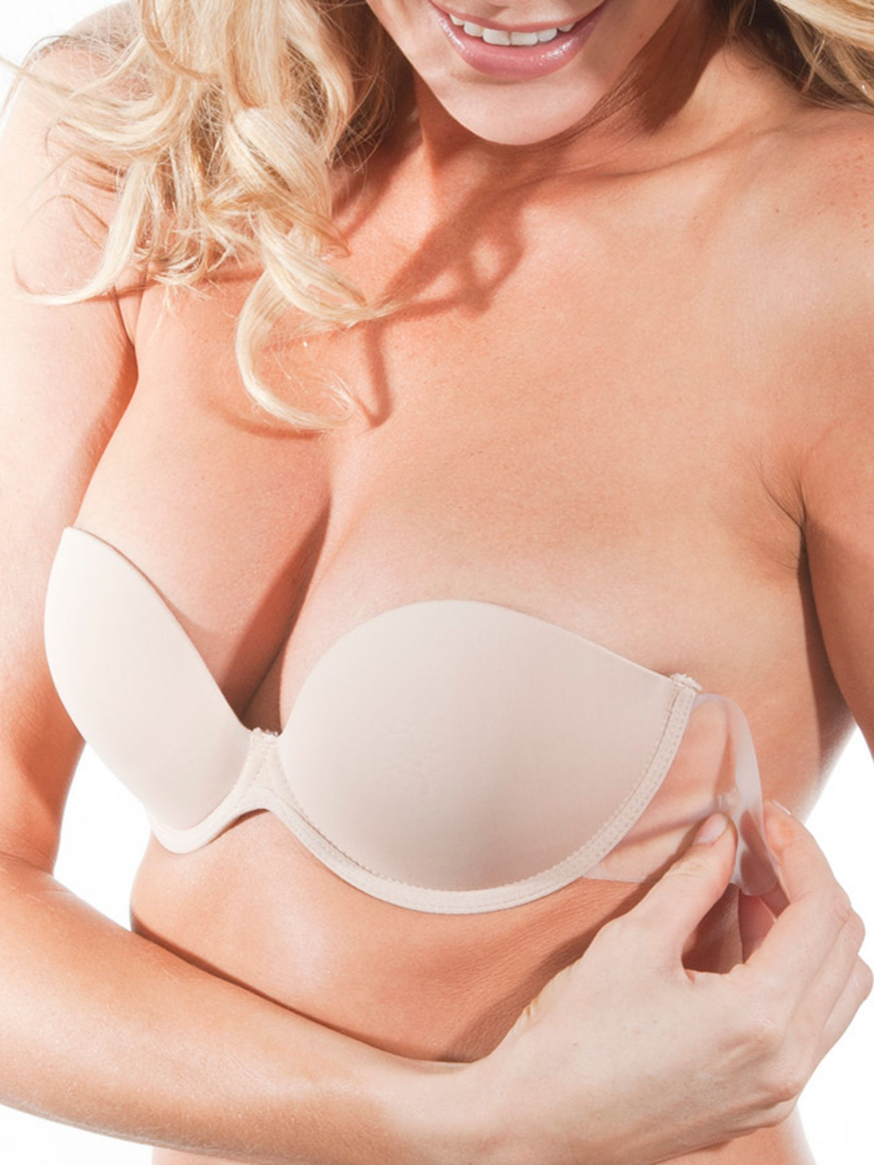 Fashion Forms Fashions Forms Go Bare Backless Strapless Bra