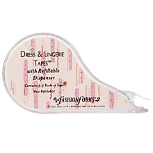 Buy Lingerie Solutions Clear Tape Dispenser, Clear Online at johnlewis.com