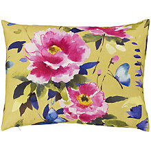 Buy bluebellgray for John Lewis Butterfly Cushion, Saffron Online at johnlewis.com