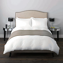 Buy John Lewis Herringbone Bedding Online at johnlewis.com