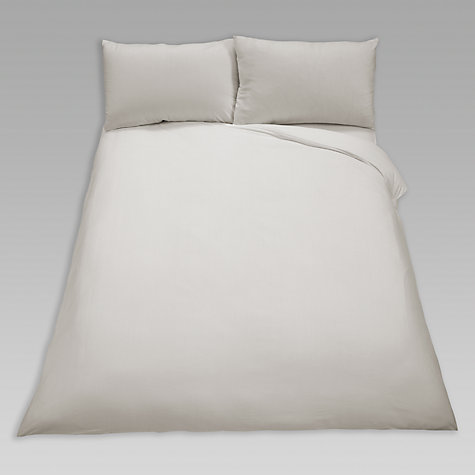 Buy John Lewis Herringbone Pillowcase Online at johnlewis.com