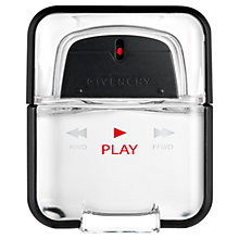 Buy Givenchy Play Eau de Toilette Online at johnlewis.com