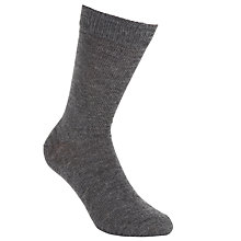 Buy John Lewis Merino Short Socks Online at johnlewis.com