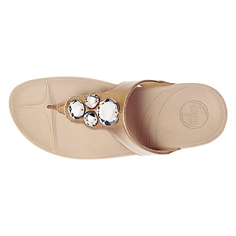 Buy FitFlop Lunetta Women's Sandals Online at johnlewis.com