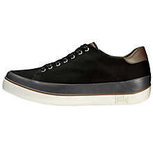 Buy FitFlop Men's Supertone Canvas Trainers Online at johnlewis.com